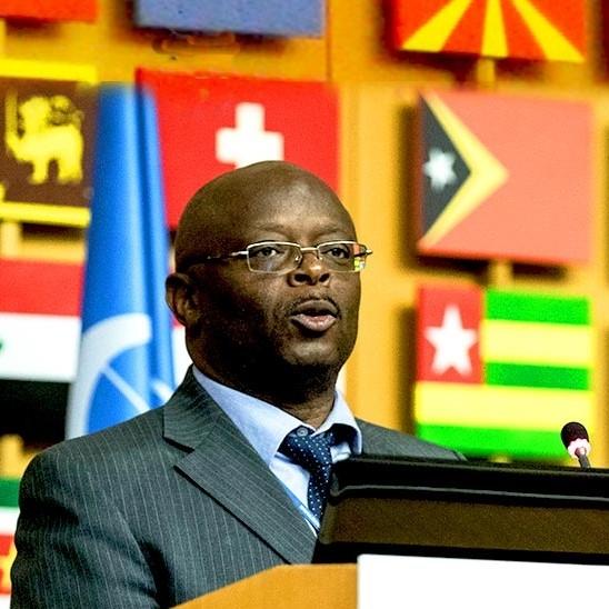 Webber Ndoro - Direttore generale ICCROM